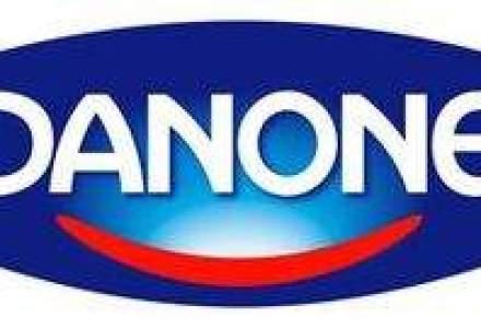 Danone a confirmat obiectivele pentru acest an: Crestere a vanzarilor cu 6-8%