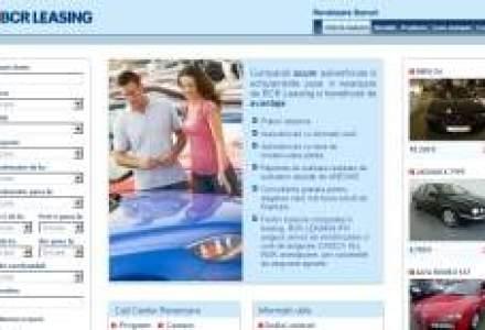 BCR Leasing taie 15% din pretul masinilor recuperate