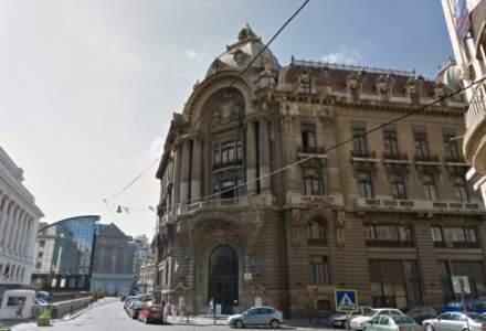 Un palat de langa BNR, cu o istorie de peste 100 de ani, este vandut la pret redus de executori judecatoresti