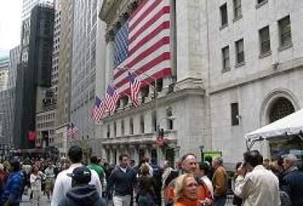 Saptamana decisiva pe Wall Street: Peste 100 de companii anunta rezultatele din T1