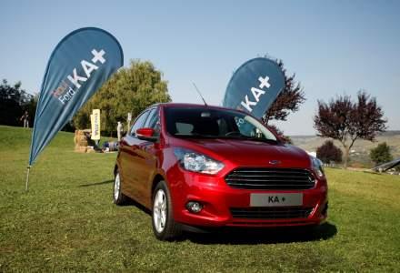 Ford KA+ a fost prezentat la Cluj-Napoca
