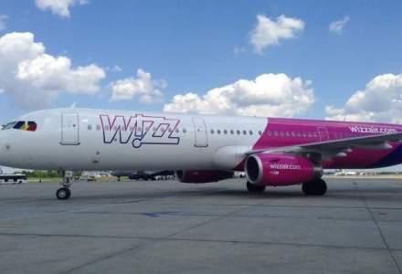 Wizz Air se extinde in Romania si lanseaza o noua ruta de la 109 lei/zbor