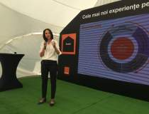 Liudmila Climoc, CEO Orange...