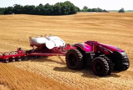 Tractoarele autonome ar putea transforma agricultura intr-un job de birou