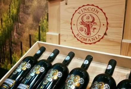Vincon vrea sa duca vinurile din Vrancea catre noi piete din Asia si America