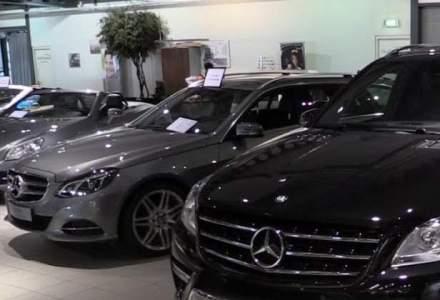 Mercedes-Benz vrea sa lanseze noua masini electrice pentru a concura cu Tesla