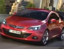 Conceptul Opel GTC Paris...