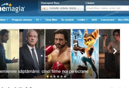 Compania care opereaza platforma Cinemagia.ro, suspectata de implicare intr-o posibila practica anticoncurentiala
