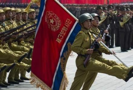 Coreea de Nord sfideaza SUA si avertizeaza ca nu va ceda