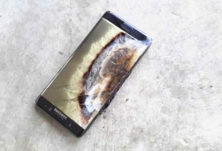 """Canada retrage Galaxy Note7, SUA se confrunta cu explozii si supraincalziri """"in lant"""""""