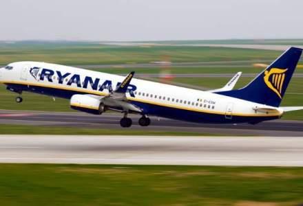 Ryanair reduce cu 20% pretul biletelor de avion pentru toate zborurile