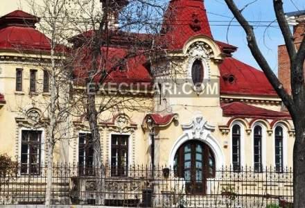Vila Dinu Lipatti, construita in 1902, poate fi cumparata cu mai putin de 2 milioane de euro