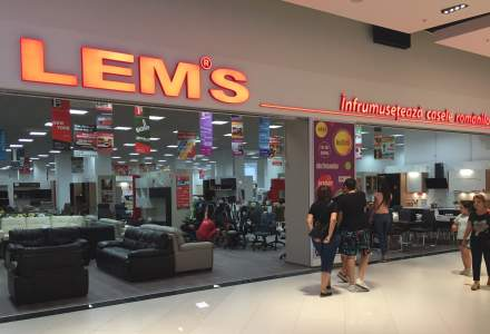 Lemet investeste 2 mil. lei intr-un nou magazin Lem's in mallul ParkLake