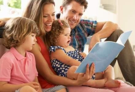 Un mesaj despre importanta petrecerii timpului cu copiii va rula pe radio si TV