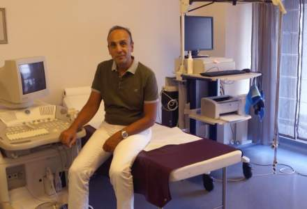 Doctorul de inimi care vrea sa schimbe Romania: ce planuri are Wargha Enayati