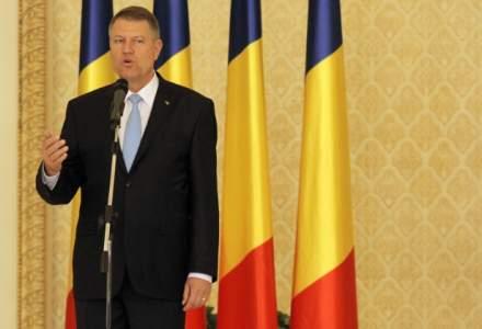 """Klaus Iohannis: Ma bucur nespus de mult ca """"Orasul luminilor"""" va face Romania sa straluceasca si mai mult peste hotare!"""