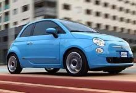 AutoItalia recheama 15 unitati Fiat 500 pentru posibile defectiuni