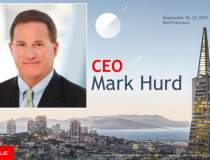 Mark Hurd, CEO Oracle: In...