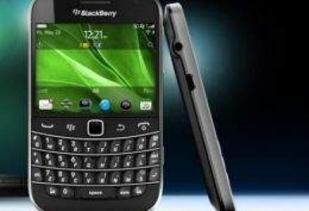 RIM a prezentat cel mai nou mobil business din portofoliu - Bold 9930
