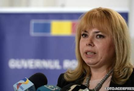 Anca Dragu: Romania poate reveni la un deficit structural de 1% in anul 2020
