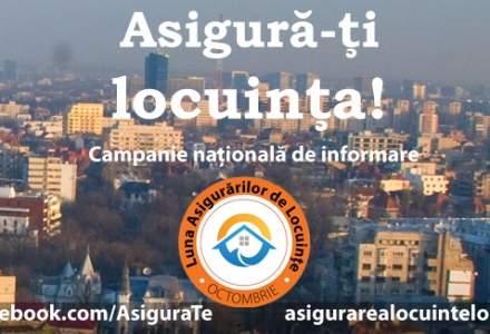 (P) Octombrie este luna asigurarilor de locuinte si a sfaturilor in caz de cutremur