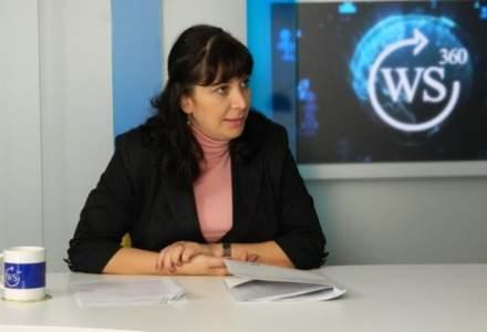 Luiza Simion, Wyser: Tinerii pot intra pe piata muncii si cu salarii de 4.500 de lei