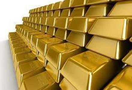 Deutsche Bank: Pretul aurului poate urca cu 30% anul acesta