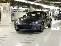 Mazda pregateste lansarea...