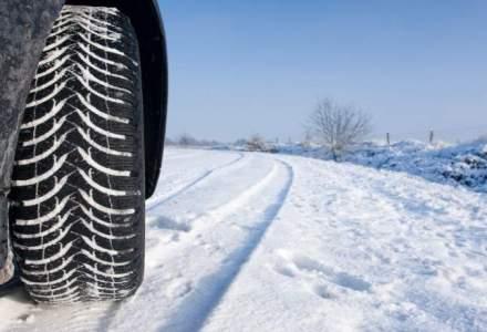 Vine iarna! Cand este optim sa montam anvelopele de iarna?