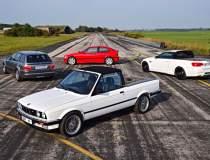 Patru modele BMW M care nu au...