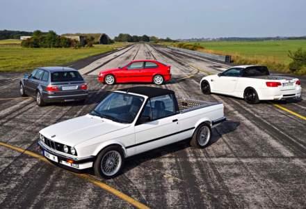 Patru modele BMW M care nu au intrat niciodata in productia de serie