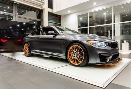 Un roman va avea cel mai puternic BMW de serie din lume, M4 GTS 500 CP