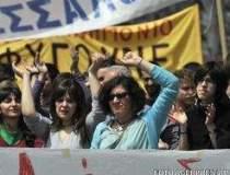 Grecia, in corzi: Vor cere...