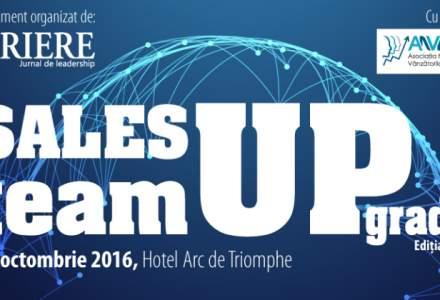 (P) Sales Team UPgrade 2016 - Evenimentul directorilor de vanzari