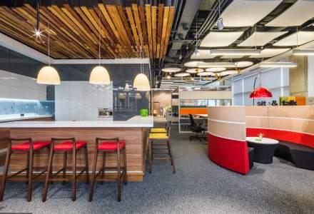 Cum iau masa angajatii in birourile de top din Romania: aici pranzul are alt gust