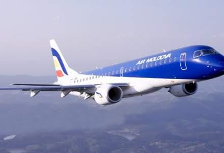 Air Moldova relanseaza cursa Bucuresti-Chisinau de la 55 euro pe zbor