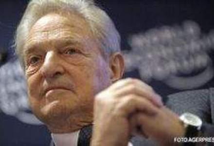 Soros si-a lichidat investitiile de 800 mil. dolari in aur