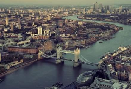 Preturile locuintelor din Londra au scazut pentru a cincea luna consecutiv