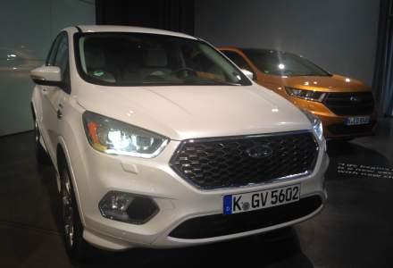 Ford vrea sa faca SUV-uri mai bune si mai atragatoare. Pana in 2020, acestea vor reprezenta 29% din vanzarile globale