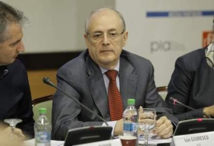 Ion Giurescu, vicepresedinte ASF: Contributia la Pilonul II de pensii private va fi inghetata la 5,1% si in 2017 din cauza deficitelor