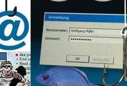 27% dintre utilizatorii romani de Internet nu au auzit de phishing