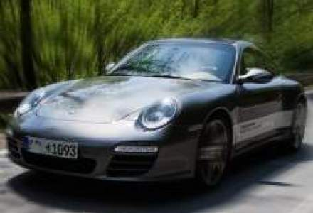 Test Drive Wall-Street: Cum e sa conduci un Porsche 911