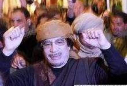 Regimul lui Gaddafi a investit 1,27 mld. euro in fonduri administrate de SocGen