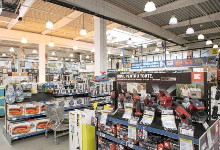 Praktiker modernizeaza inca patru magazine de bricolaj cu peste 1,5 mil. euro