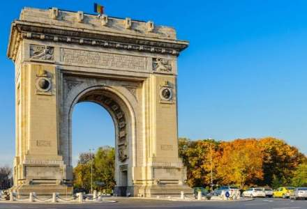 Gabriela Firea: Se lucreaza din nou la Arcul de Triumf. Consolidarea se va finaliza in timp util pentru parada de Ziua Nationala