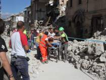 Cutremur puternic in Italia:...