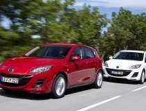 Productia globala Mazda3 a...