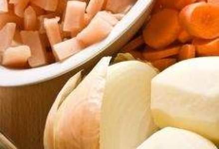 Alimentele se vor scumpi cu 3-5% in perioada urmatoare