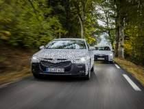Opel va prezenta Insignia...