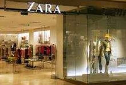 Zara, Pull&Bear, Bershka si Stradivarius deschid magazine in Oradea
